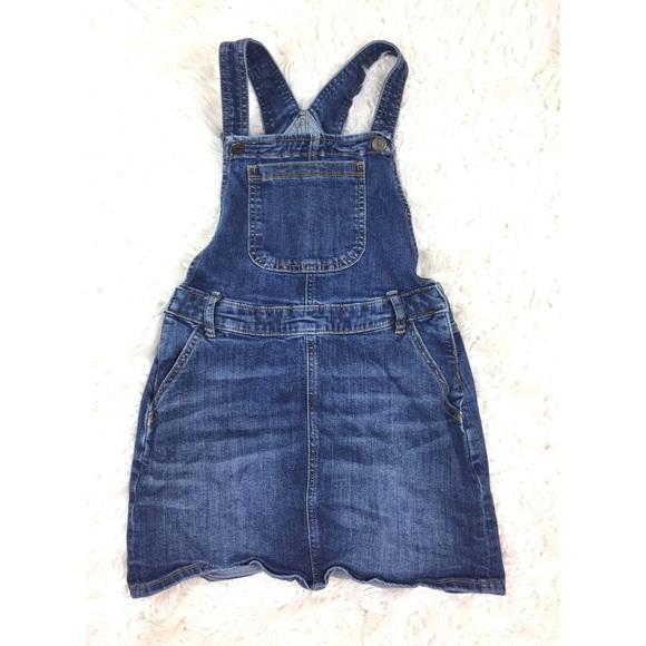 d28529913 Gap Kids Girls Large Denim Overall Skirt Jumper. M_5b9c3328c617773165b9c0d5